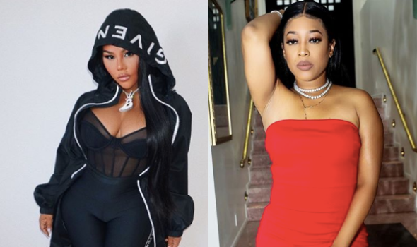 Lil Kim Reveals How She & Trina Reconciled, Healing Their Friendship