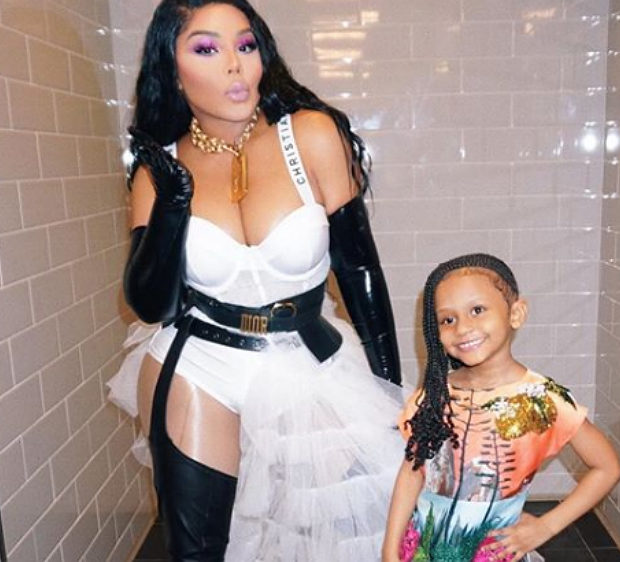 Lil Kim's Daughter Royal Reign Promotes Rapper's New Album '9' In The Most Adorable Way