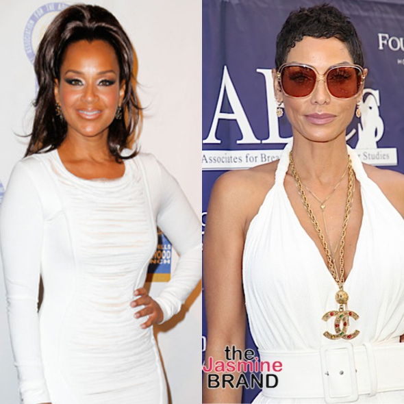 LisaRaye Reacts To Nicole Murphy Denying Affair W/ Her Husband 'She Might Wanna Come See Me & Tell Me That Face To Face'