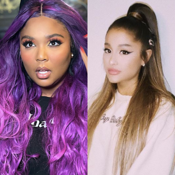 Ariana Grande Hops On Lizzo's 'Good As Hell' Remix [LISTEN]