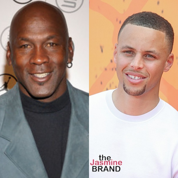 Michael Jordan: Steph Curry Isn't A Hall Of Famer Yet [VIDEO]