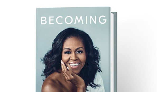 Michelle Obama To Release 'Becoming' Companion Journal