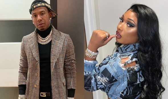 MoneyBagg Yo Denies Getting A Stripper Pregnant, Alludes To Being With Megan Thee Stallion For Publicity 'Been Wit Da Same B**** For 10 Years'