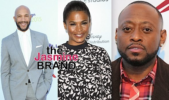 Nia Long Inks 1st Producer Role For Movie 'Fatal Affair', Will Star With Omar Epps & Stephen Bishop