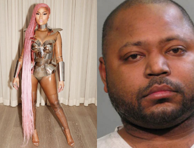 Nicki Minaj's Brother To Spend 25 Years To Life In Prison For Sexually Assaulting His Former Stepdaughter