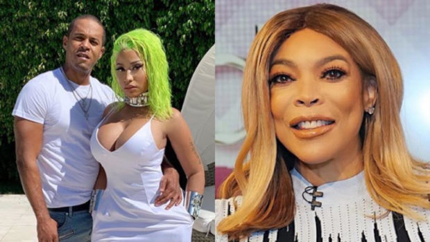 Wendy Williams Says Nicki Minaj Never Should Have Married Her Husband: You're With A Man Who Pulls A Knife At Rape Point, A Molester!