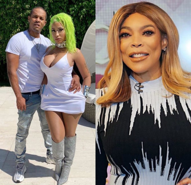 "Wendy Williams Reacts To Nicki Minaj's Marriage Announcement: ""Isn't he a sex offender? Well, Nicki, congratulations!"""