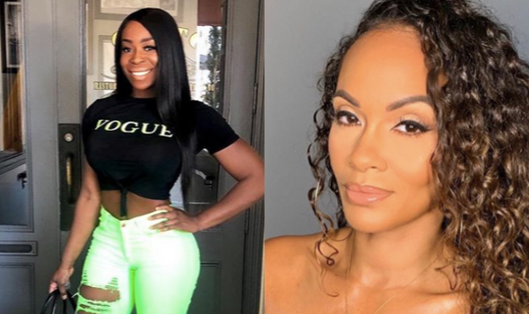 Basketball Wives Star OG Says Evelyn Lozada Wants To Be Black, Posts Text Messages From Evelyn's Ex Chad Ochocinco