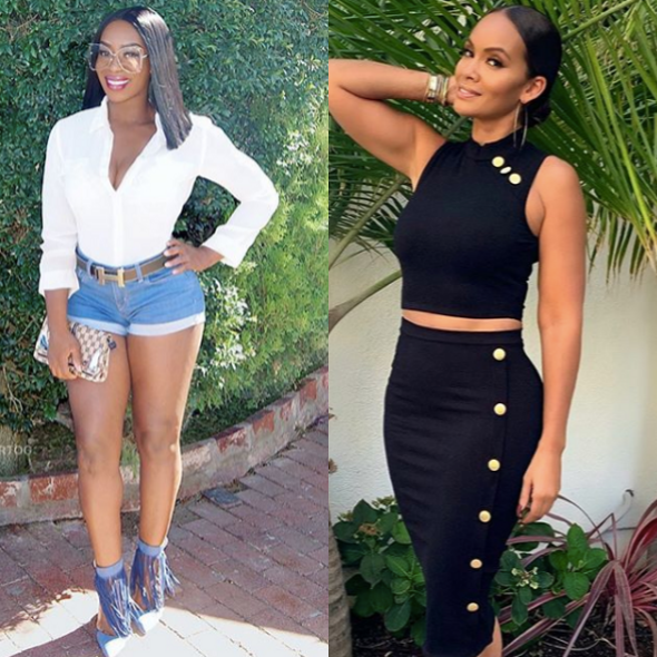 'Basketball Wives' Star OG Talks Evelyn Lozada Using The N-Word & Calling Her Ugly