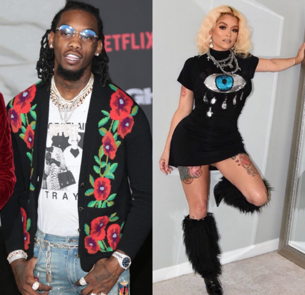 Offset's Baby Mama Exposes Him With Old Text Messages Amid His Marriage To Cardi B: I Could Work His A** But I PASSED!