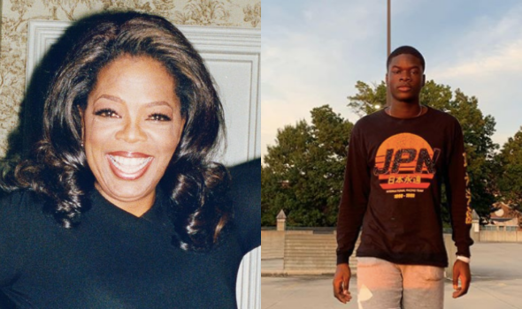 Oprah Buys Morehouse Student New Phone After Teasing Him About His Cracked Screen [VIDEO]