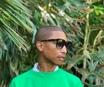 Pharrell Talks Masculinity, Spiritual Warfare & How 'Blurred Lines' Helped His Perspective Of The #MeToo Movement