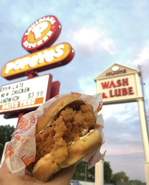 Man Killed At Maryland Popeyes In Fight Linked To Chicken Sandwich