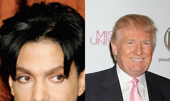 Prince's Estate Calls Out Trump After Playing 'Purple Rain' At His Campaign Event: The Prince Estate Will Never Give Permission To President Trump To Use Prince's Songs