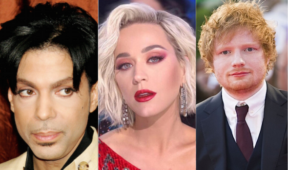 Prince Once Accused Radio Of 'Trying To Ram Katy Perry & Ed Sheeran Down Our Throats'