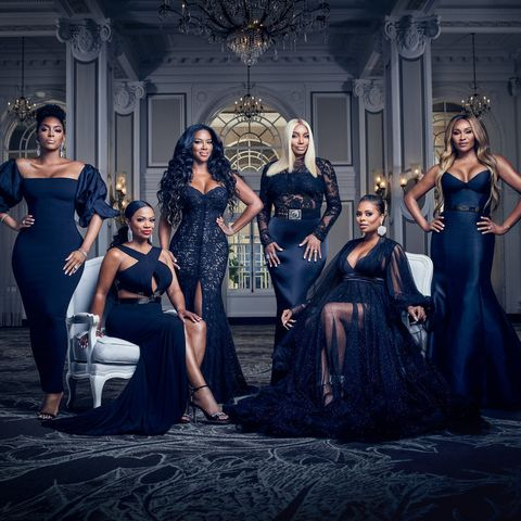 Kenya Moore Wants A RHOA 'Shakeup': We Need Fresh Faces!