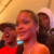 Rihanna Curves Fan, Telling Him: That Doesn't Rhyme N***a [VIDEO]