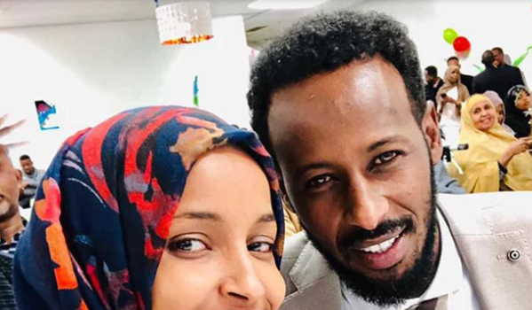 "Rep. Ilhan Omar Files For Divorce From Husband, Cites ""Irretrievable Breakdown Of The Relationship"""