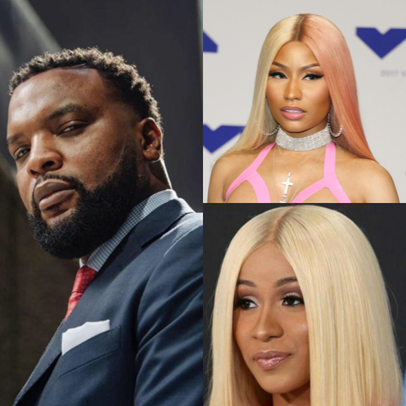 Botham Jean's Family Lawyer Slams Nicki Minaj For Comments, Praises Cardi B