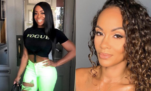 "UPDATE: Evelyn Lozada – Judge Denies Her Restraining Order Against ""Basketball Wives"" CoStar OG Chijindu"
