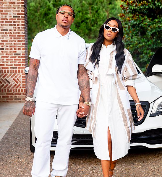 Monica's Ex-Husband Shannon Brown Says He Has Hopes They'll Get Back Together [WATCH]