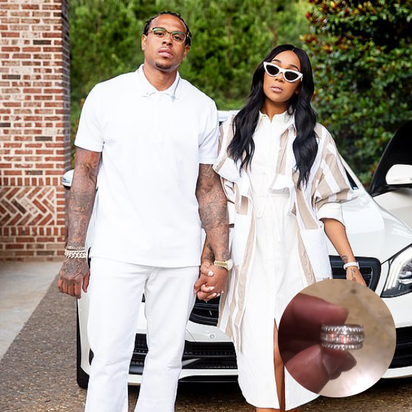 Shannon Brown Possibly Hints At Giving Away His Wedding Ring Amid Divorce From Singer Monica