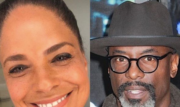 Soledad O'Brien & Isaiah Washington Argue Over #Blexit Photo