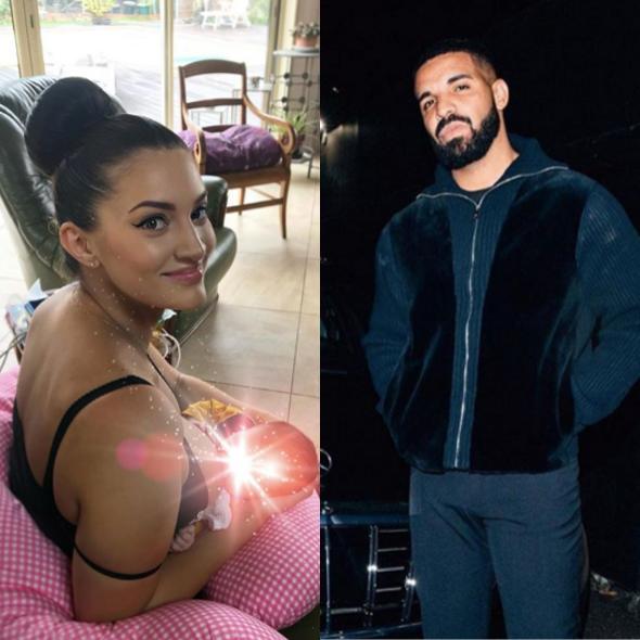 Drake's Baby Mama Sophie Brussaux Celebrates Son Adonis' 2nd Birthday [Photo]