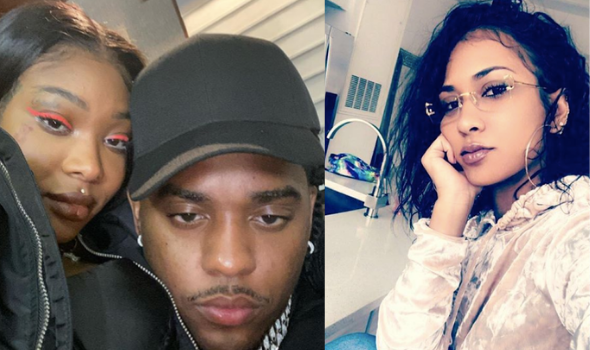 London On Da Track's Baby Mama Argues With His Girlfriend Summer Walker: I Told Your Weird A** To Stay Away From My Daughter