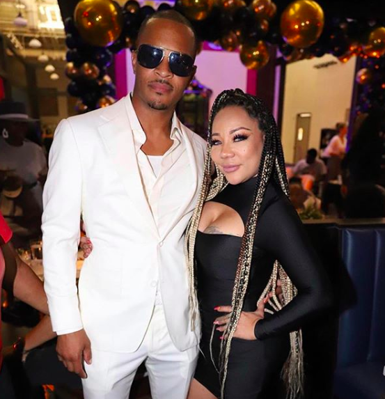 Tiny Confesses To T.I. That She Was 'Having Fun Times' When They Were Separated