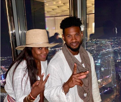 Usher's 1st Wife Tameka Foster Posts Sweet Birthday Message To Singer: You Will Remain In My Soul Circle Forever