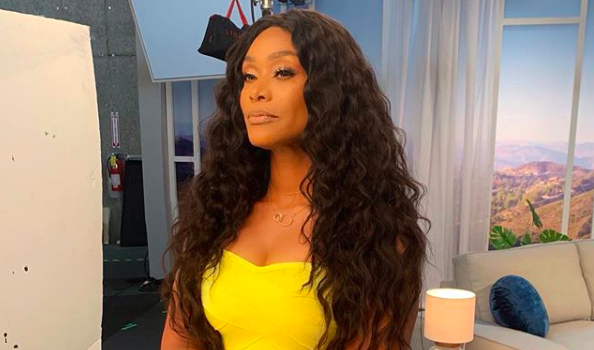 "Tami Roman Says ""Basketball Wives"" Lied About Her Wanting To Be On A Different Stage [VIDEO]"