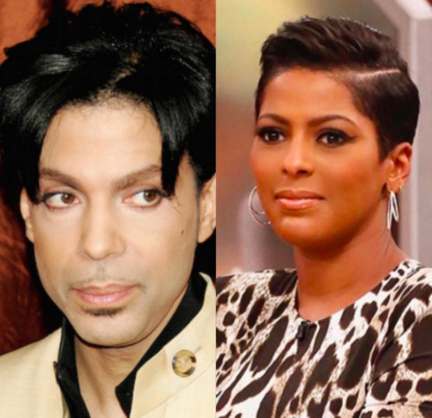 Tamron Hall Reveals Personal Email From Prince, Hints That They Dated [VIDEO]