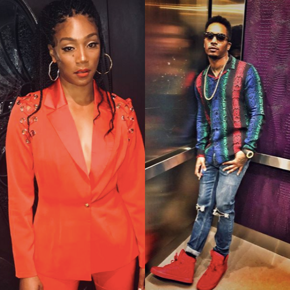 Tiffany Haddish Says She Hooked Up With Rapper Chingy, He Says She's Lying: She Used To Hook Up With My Brother, Not Me [VIDEO]