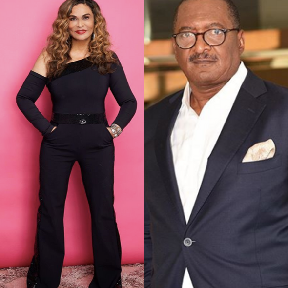 Tina Lawson Breaks Silence On Ex-Husband Mathew Knowles' Breast Cancer Diagnosis 'He's Going To Be Fine'