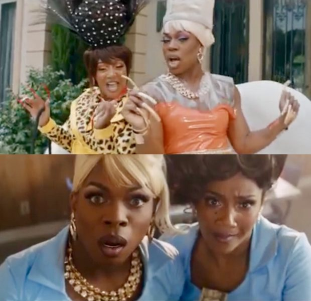 "Todrick Hall & Tiffany Haddish Pay Homage To ""B.A.P.S."" In 'Dripeesha' Music Video"