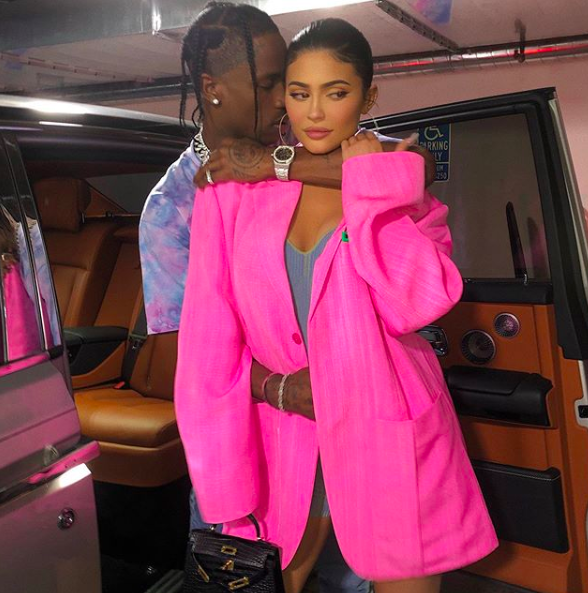 Kylie Jenner 'Isn't Labeling' Her Relationship w/ Travis Scott After Hinting They're Back Together