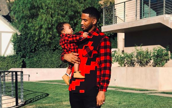 Trey Songz Writes Letter To Son, After Turning 6 Months!