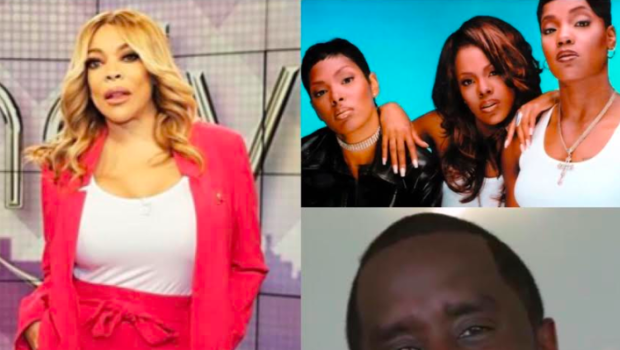 Wendy Williams Recalls How A 'Music Mogul' Sent His Girl Group To Beat Her Up, Was It Diddy And Total? [VIDEO]