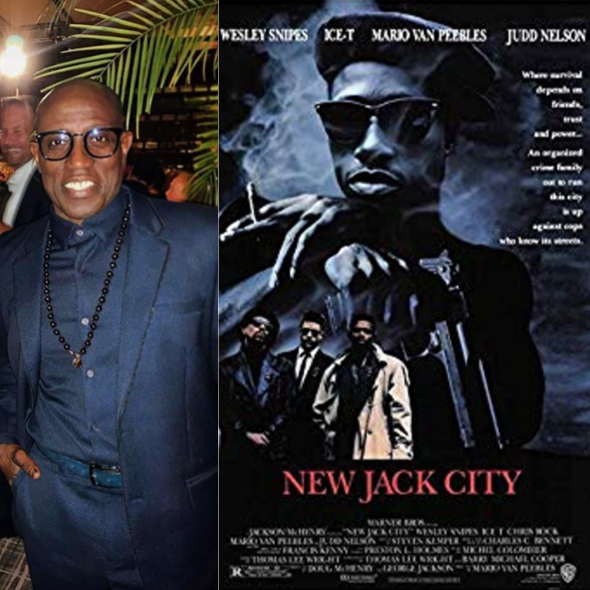 Wesley Snipes Doesn't Agree With 'New Jack City' Remake: I Think Some Things Should Be Left Alone