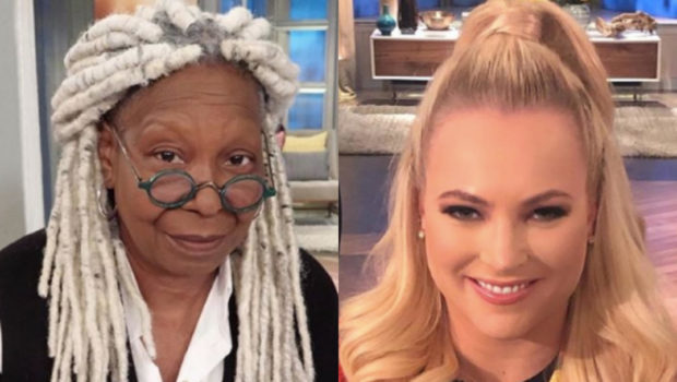 "Whoopi Goldberg Tells Co-Host Meghan McCain During Heated Exchange: ""Let me tell you something about 'The View!'"""