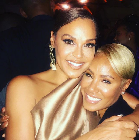 Will Smith's Ex Wife Says She Adores & Honors Jada Pinkett Smith In Sweet Photo
