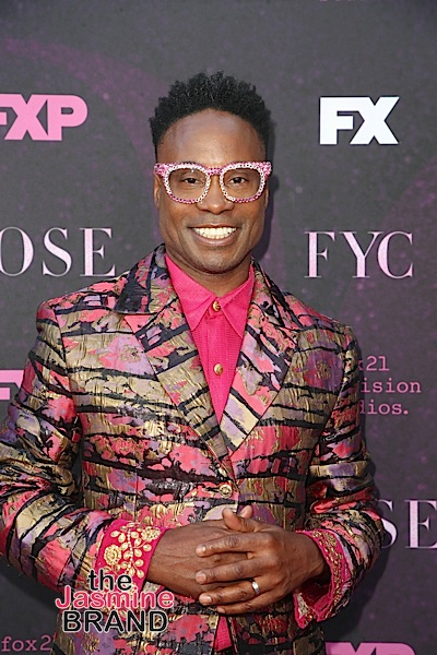 "Billy Porter To Star As Fairy Godmother In Live-Action ""Cinderella"" Film"