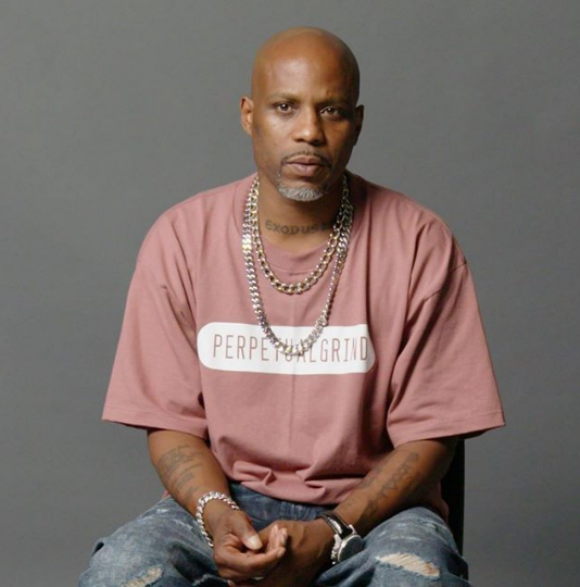 Update: DMX Does NOT Have COVID-19