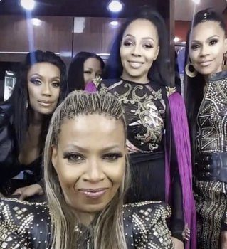 All 5 Members Of En Vogue Reunite [VIDEO]