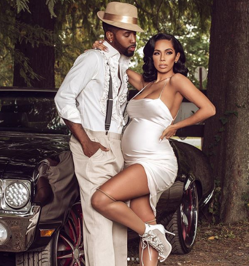 Erica Mena & Safaree Samuels Are Having A Baby! [VIDEO]