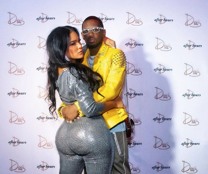 Fabolous Is Loving Girlfriend Emily B's Curves: Friends Say You Getting Thick, That's Just Happy Weight