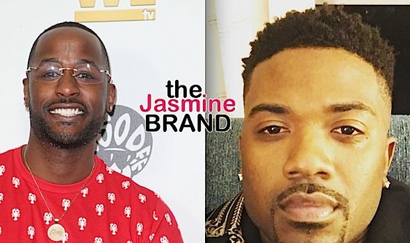 "EXCLUSIVE: Ray J & Jackie Long To Star In Holiday Movie, ""The App That Stole Christmas"""