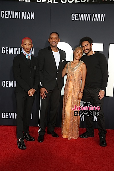 Jordyn Woods, Martin Lawrence, Alfonso Ribeiro, Jada Pinkett-Smith, Will Smith, Jaden Smith [Celebrity Photos]