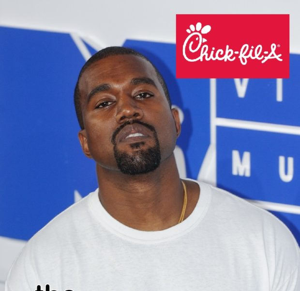 "Kanye's New Album Features A Song About Chick-Fil-A, Called ""Closed On Sunday"""